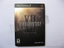 Final Fantasy XII Collectors Edition (NTSC) (Steelbook) (PS2)