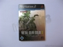 Metal Gear Solid 3: Snake Eater (Steelbook) (PS2)